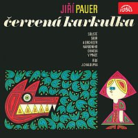 Přední strana obalu CD Pauer: Červená karkulka. Opera