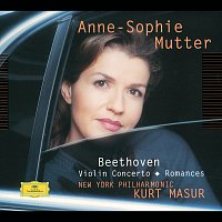 Anne-Sophie Mutter, New York Philharmonic Orchestra, Kurt Masur – Beethoven: Violin Concerto; Romances
