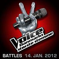 Voice - Danmarks Storste Stemme – Battles 14. Jan. 2012