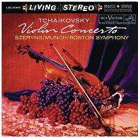 Henryk Szeryng, Pyotr Ilyich Tchaikovsky, Boston Symphony Orchestra, Charles Munch – Tchaikovsky: Violin Concerto in D Major, Op. 35, TH 59