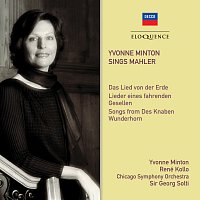 Sir Georg Solti, Chicago Symphony Orchestra, René Kollo, Yvonne Minton – Yvonne Minton Sings Mahler