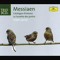 Anatol Ugorski – Messiaen: Catalogue d'oiseaux; La Fauvette des jardins [3 CDs] – CD