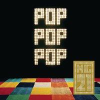 Přední strana obalu CD Pop Pop Pop