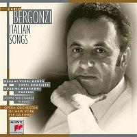 Carlo Bergonzi & John Wustman – Carlo Bergonzi - Italian Songs