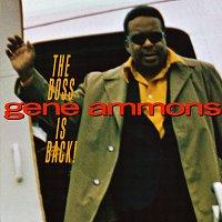 Přední strana obalu CD The Boss Is Back!