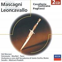 Mario del Monaco, Giulietta Simionato, Gabriella Tucci, Cornell MacNeil – Mascagni: Cavalleria Rusticana/Leoncavallo Pagliacci [2 CDs]