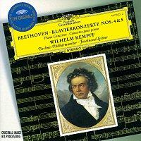 Wilhelm Kempff, Berliner Philharmoniker, Ferdinand Leitner – Beethoven: Piano Concertos Nos.4 & 5