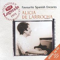 Alicia de Larrocha – Favourite Spanish Encores