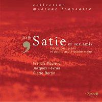 Francis Poulenc, Jacques Février, Pierre Bertin – Satie: Pieces pour piano