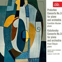 Symfonický orchestr Čs. rozhlasu v Praze/Alois Klíma – Kabalevskij, Prokofjev: Koncerty pro klavír a orchestr