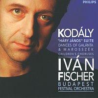 Přední strana obalu CD Kodály: Háry János Suite - Dances of Galánta & Marosszék.