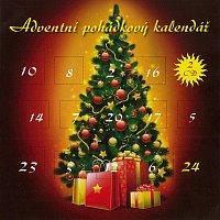 Přední strana obalu CD Adventní pohádkový kalendář