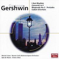 Werner Haas, Orchestre National de l'Opéra de Monte-Carlo, Edo de Waart – Gershwin: I Got Rhythm/Piano Concerto in F/Rhapsody No.2, etc.