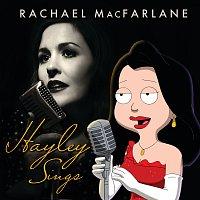 Přední strana obalu CD Hayley Sings