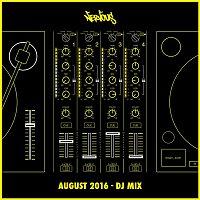 Various Artists.. – Nervous August 2016 - DJ Mix