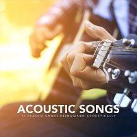Přední strana obalu CD Acoustic Songs