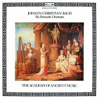 The Academy of Ancient Music, Christopher Hogwood – Bach, J.C.: 6 Favourite Overtures