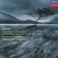 Přední strana obalu CD Mozart: The Wind Concertos