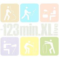 --123 min. – XL live – CD