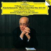 Rudolf Serkin, London Symphony Orchestra, Claudio Abbado – Mozart: Piano Concertos Nos.18 & 24
