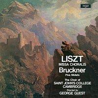 Choir Of St. John's College, Cambridge, George Guest – Liszt: Missa Choralis / Bruckner: Five Motets