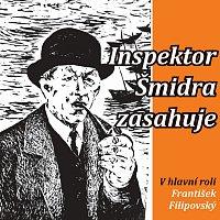Různí interpreti – Kučera, Honzík: Inspektor Šmidra zasahuje CD