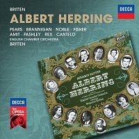 Sir Peter Pears, Sylvia Fisher, Johanna Peters, Joseph Ward, Catherine Wilson – Britten: Albert Herring