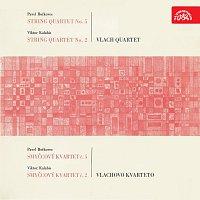 Vlachovo kvarteto – Smyčcové kvartety /Kalabis, Bořkovec