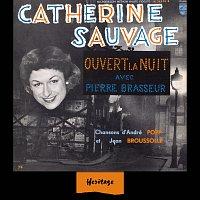 Catherine Sauvage – Heritage - Ouvert La Nuit - Philips (1956)