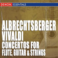 Různí interpreti – Albrechtsberger: Guitar & Flute Concerto - Vivaldi: Guitar Concertos