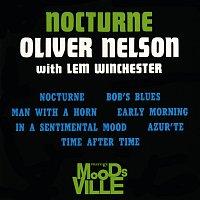 Přední strana obalu CD Nocturne
