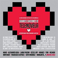 Various Artists.. – Grandes Canciones de Telenovela