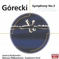 "Joanna Koslowska, Warsaw Philharmonic Orchestra, Kazimierz Kord – Gorecki: Symphony No.3 - ""Symphony of Sorrowful Songs"" – CD"