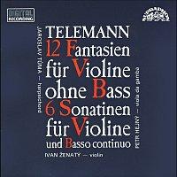 Ivan Ženatý – Telemann: Dvanáct fantasií pro sólové housle, Šest sonatin pro housle a basso continuo