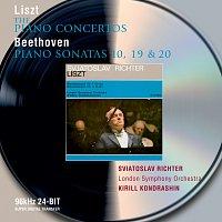 Sviatoslav Richter, London Symphony Orchestra, Kirill Kondrashin – Liszt: The Piano Concertos / Beethoven: Piano Sonatas Nos.10,19, & 20