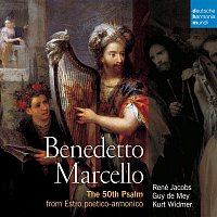 Přední strana obalu CD Marcello: The 50th Psalm from: Estro Poetico-Armonico, Venezia 1726