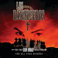 Přední strana obalu CD Los Bandoleros