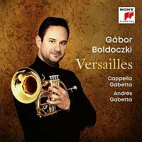 Přední strana obalu CD Versailles