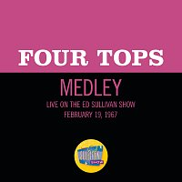 Four Tops – Reach Out I'll Be There/I Can't Help Myself (Sugar Pie, Honey Bunch)/Bernadette [Medley/Live On The Ed Sullivan Show, February 19, 1967]