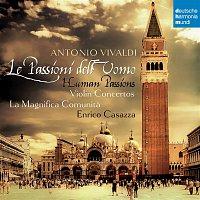 Enrico Casazza, Antonio Vivaldi – Vivaldi: Le Passioni dell'Uomo - Violin Concertos