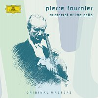 Přední strana obalu CD Pierre Fournier - Aristocrat of the Cello