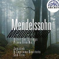 Mendelssohn-Bartholdy: Oktet pro smyčce, Klavírní tria