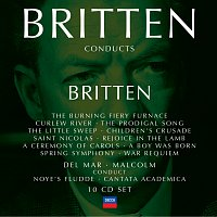 Benjamin Britten – Britten conducts Britten Vol.3 [10 CDs]