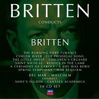 Benjamin Britten – Britten conducts Britten Vol.3 [10 CDs]
