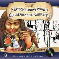 Přední strana obalu CD Najkrajšie rozprávky, No.13