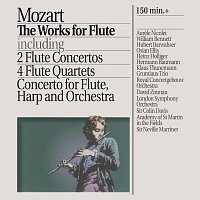 Aurele Nicolet, Royal Concertgebouw Orchestra, David Zinman, Sir Neville Marriner – Mozart: The Works for Flute