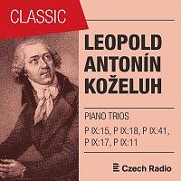 Adéla Štajnochrová, Hana Fleková, Monika Knoblochová – Leopold Koželuh: Piano Trios
