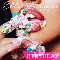 Přední strana obalu CD Birthday
