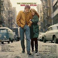 Přední strana obalu CD The Freewheelin' Bob Dylan