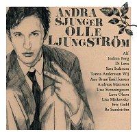 Přední strana obalu CD Andra sjunger Olle Ljungstrom